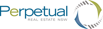 Perpetual Real Estate NSW - logo